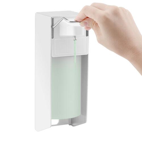 500ML Automatischer Hand Seifenspender Sensor Fluessigseifenspender Wandmontage