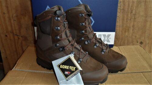 Haix BW Einsatzstiefel Wanderschuhe Leder mit Gore-Tex Combat Boots NEU Größe 43