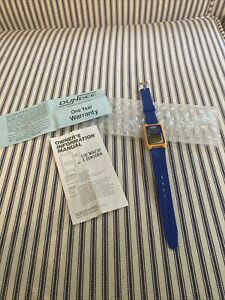 Kraft-Macaroni-and-Cheese-Dinner-Vintage-Watch-Brand-new-needs-battery