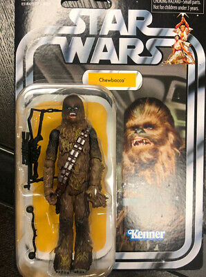 """Star Wars Vintage Collection CHEWBACCA 3.75/"""" Action Figure VC141"""