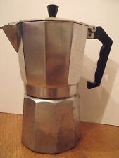 Italian Stove Top Espresso Coffee Maker Percolator 1 -2 cup Coffee Stove Top