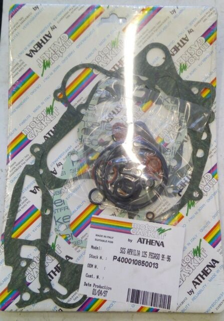 I P400010850013 Serie Juntas Motor Aprilia 125cc Motor Rotax 122