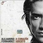 A Corazon Abierto by Alejandro Fernández (CD, Sep-2004, Sony Music Distribution (USA))