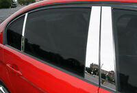 Mirror Chrome Door Pillar Post Fits Mitsubishi Asx 2011-2013