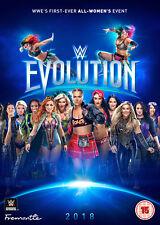 WWE Evolution 2018 DVD DEUTSCH
