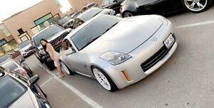 2007 Nissan 350z HR 6speed coupe
