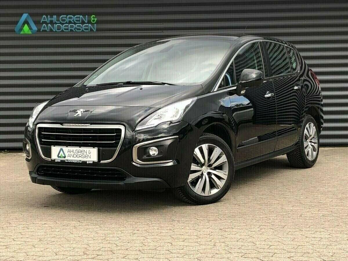 Peugeot 3008 1,2 e-THP 130 Active 5d