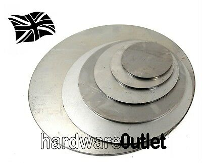 Any ID Any OD Up To 150mm 5mm Aluminium Custom Cut Washer//Spacer