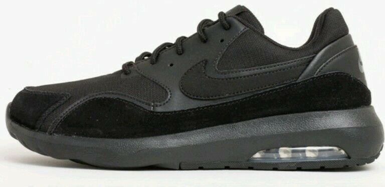 Nike Air Max Nostalgic Black Anthracite Mens Running shoes Bnib