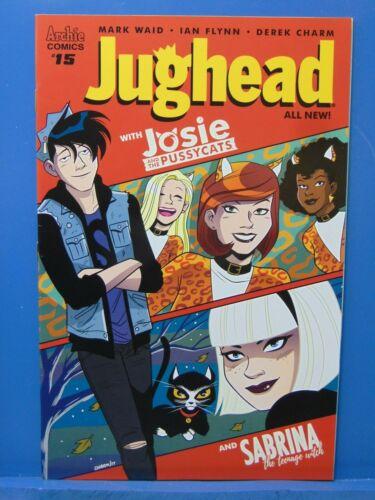 Jughead #15 Josie /& the Pussycats Sabrina Archie Comics CB10385