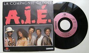 LA-COMPAGNIE-CREOLE-SP-45T-A-I-E