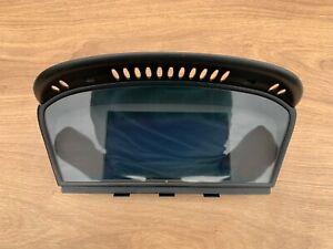 Veritable-BMW-5-6-Serie-E60-E61-E63-E64-sur-Board-Ecran-Ecran-6-5-039-039-2-V