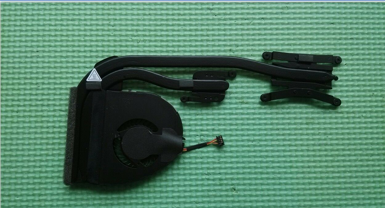 New Genuine Fan For Lenovo ThinkPad T440s T450s Fan Heatsink 04X5943