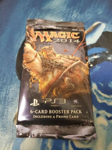 Duels of the Planeswalkers Promo Pack Magic The Gathering MTG M14