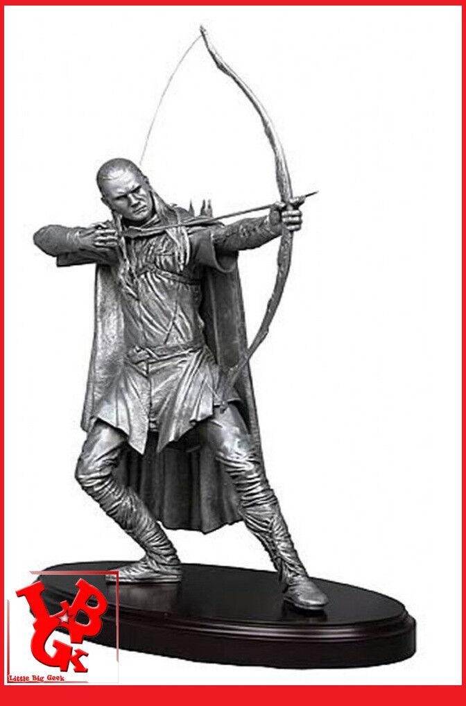Statue legolas lotr lord bagues hobbit etain  amalgam 500ex 20kg 60cm nouveau  vente en ligne économiser 70%