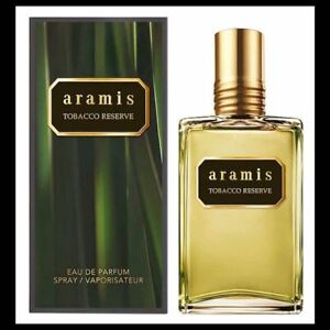 Aramis-Tobacco-Reserve-3-7oz-110ml-For-Men-Eau-de-Parfum-New-in-Box