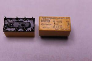 Relais Nr435 SDS DS2E-ML-DC1,5V 2 Wechsler bipolar