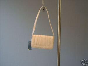 Nine-West-Handbag-Purse-White-8-Inches-New-NWT