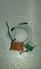 Antenne WIFI per SAMSUNG N145 PLUS antennini + cavi flat cable