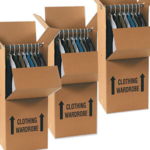 5-LARGE-STRONG-REMOVAL-MOVING-WARDROBE-CARDBOARD-BOXES-WITH-HANGING-RAILS