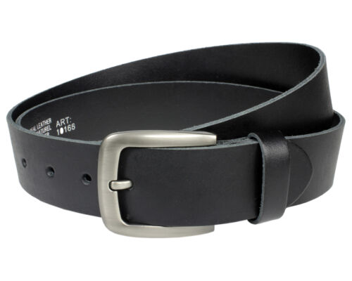 Ledergürtel für Damen /& Herren 4cm Gürtel echt Leder  Jeansgürtel Vascavi belt