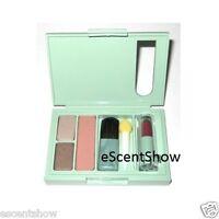 Clinique Eyeshadow Double Date - Mocha Pink Blush - All Heart Lipstick Palette