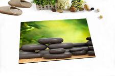 "24x16/"" Stone Sand Wave Zen Yoga Non-Slip Bathroom Carpet Bath Mat Rug Carpet"