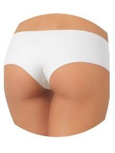 Underwear Jadea Cotton Laser Cutting Art. 8003 Panty Black Size 2/S Sarani