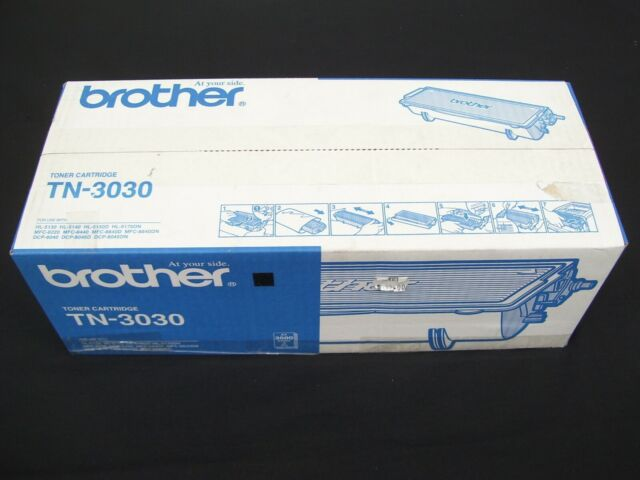 BROTHER TN-3030 GENUINE BLACK TONER CARTRIDGE DCP-8045DN DCP-8040 MFC-8440