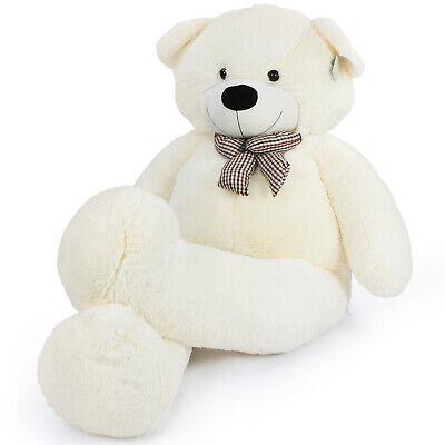 Joyfay 200cm Riesen Teddybär Plüsch Weiches Bear Geburtstag Geschenk Rot