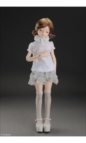 1PCS Blouse Outfit Casual Wear Clothes Trousers for  Doll  FJ