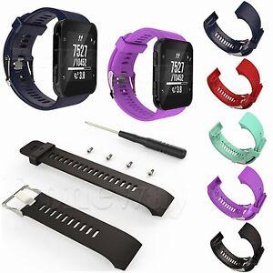 7368d61dea877d Sports Silicone Watch Band Wrist Strap for Garmin Forerunner 35 GPS ...