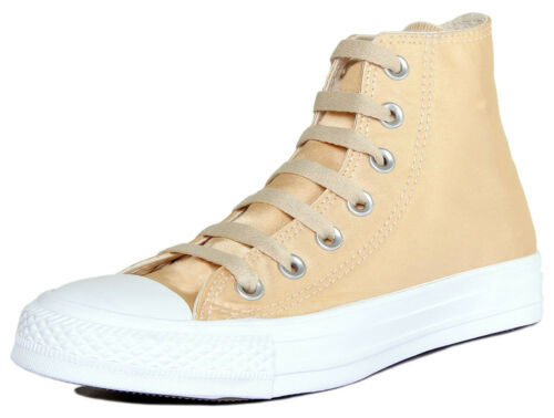Converse Chuck Taylor All Star  Womens Other Fabric Hi Top Trainer Size 3-8