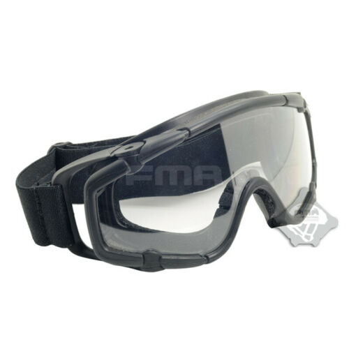 FMA SI-Ballistic Goggle Tactical Protective Glasses Anti Fog Dust Adjustable