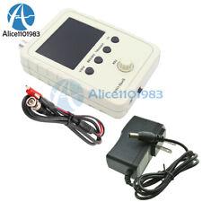 Dso150 Digital Oscilloscope 24 Inch Lcd Display Probe Clip Power Supply