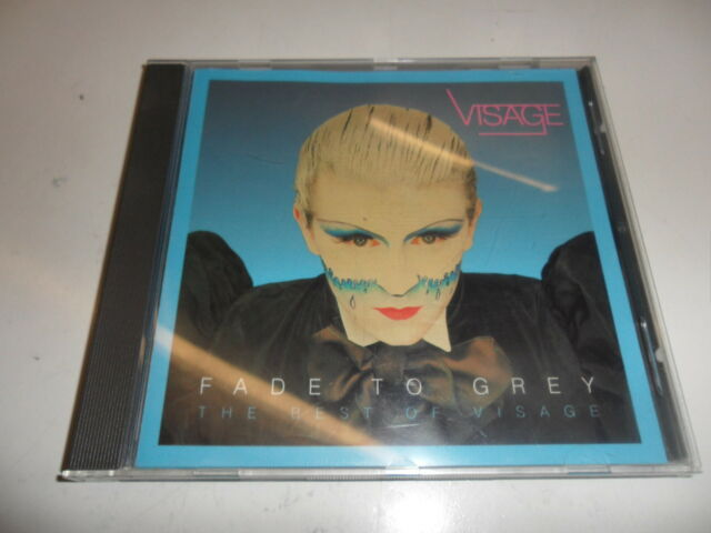 CD  Visage - Fade To Grey- The Best Of Visage