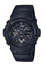 Casio G-Shock Men's Matte Black Ana Digi World Time Watch AW591BB-1A
