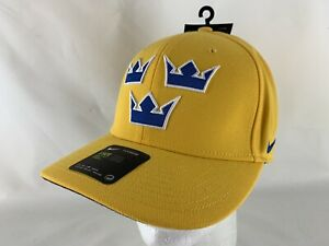 precio justo completamente elegante mejor Sweden Hockey Olympic Nike Dri Fit Classic99 Hat Cap one size NWT ...