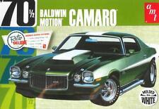 CHEVROLET CAMARO BALDWIN MOTION 1970 '70 1:25 AMT 854 PLASTIC KIT NEW SEALED