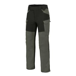 Helikon-Tex-Hybrid-Outback-Pants-DuraCanvas-Taiga-Green-Black-Outdoor-Hose