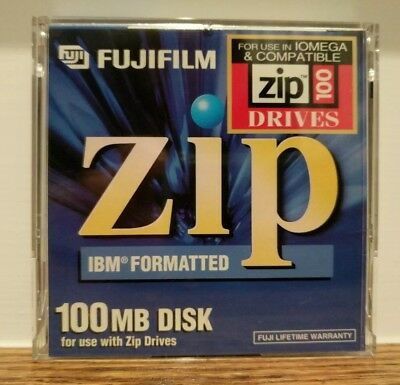 100 MB Zip Disks with cases Only $0.99 ea Guaranteed 100/%.