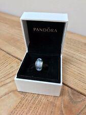 PANDORA Periwinkle Stars Murano Glass Charm 790904