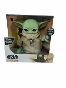 Disney Star Wars The Mandalorian Child Baby Yoda Bundle Costco Exclusive New