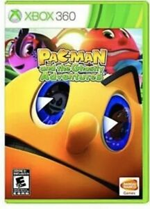 Pac-Man-amp-the-Ghostly-Adventures-XBOX-360-Kids-Game-1-and