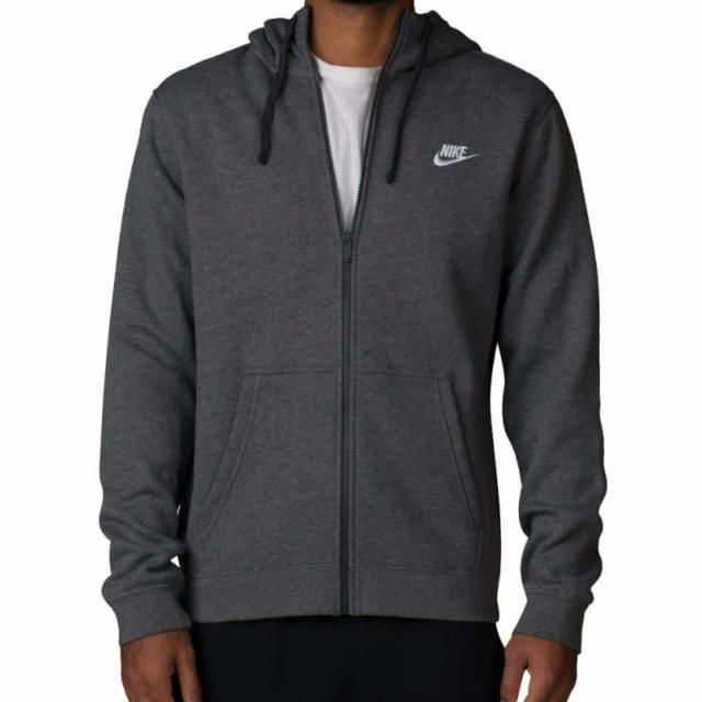nike swoosh club hoodie