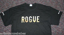 ROGUE - DirecTV.com/ROGUE - MOVIE PROMO T-Shirt - Size LARGE - PROMOTIONAL ITEM