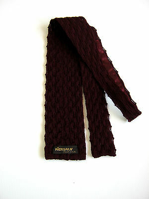 Rarita' Piersalv Rare Rara Vintage 70 Pure Wool Yarn Pura Lana Filato Texture Chiara
