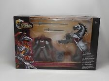 True Legends 2014 Toys R Us Action Figure Red Knight Horse Smolder
