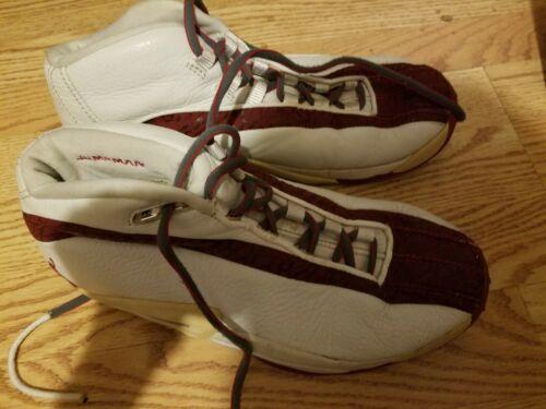 Vintage Jordan Jumpman shoes size 8