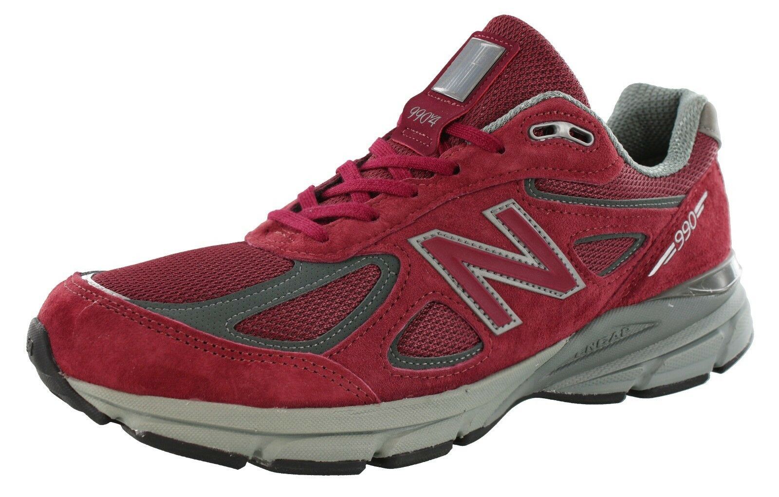 NEW BALANCE MEN'S M990BU4 D MADE IN THE USA RUNNING SHOES